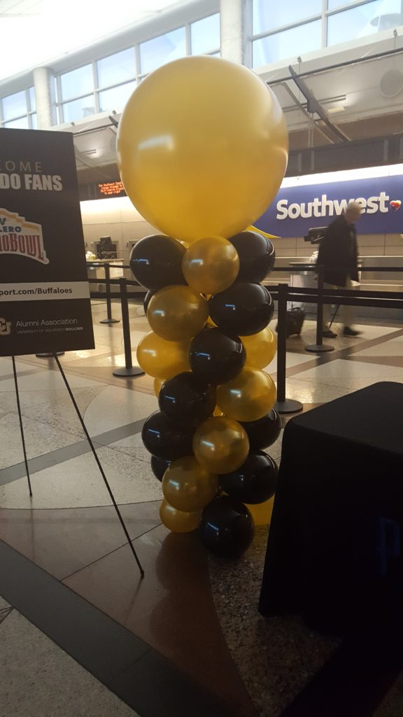 Balloon Column at Denver International Airport