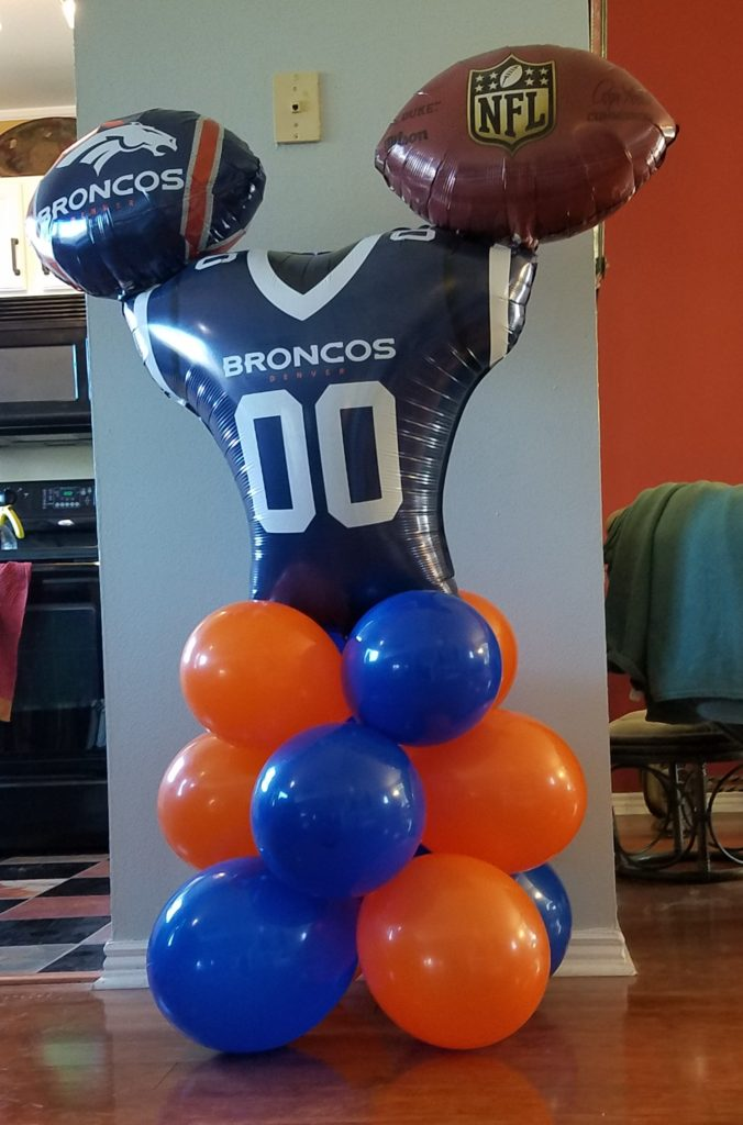 Bronco's Football Columns