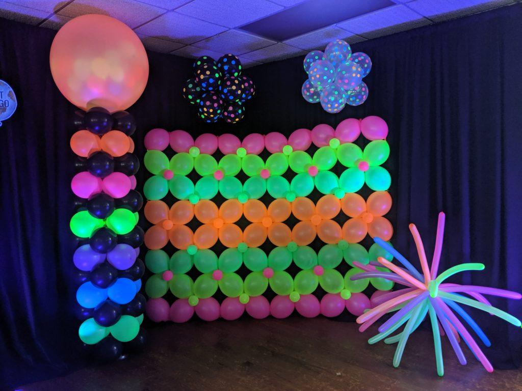 balloon neon